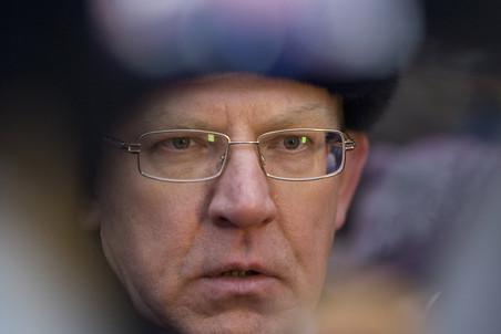 Бывший министр финансов РФ Алексей Кудрин.