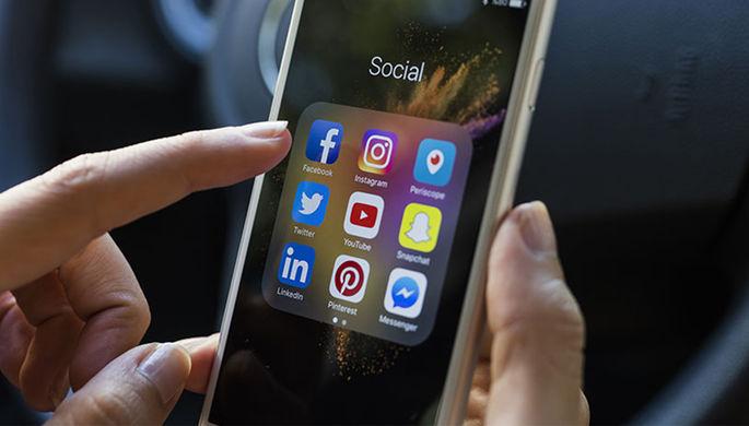 Юзеры социальная сеть Facebook и Инстаграм сообщили осбоях работы соцсетей