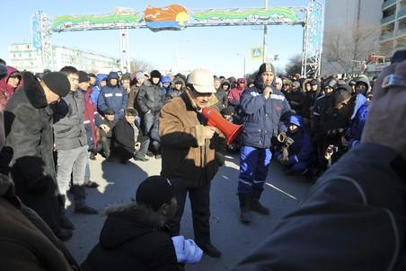 Казахстанским нефтянникам могли платить меньше, чем проходило по ведомости