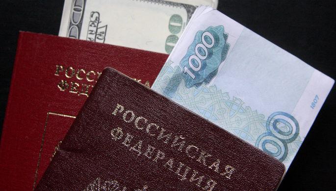 Отток капитала из РФ вырос вдвое год кгоду— Центробанк