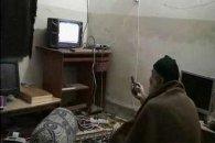 Телеканалы США показали пять домашних видеозаписей бен Ладена, но без звука
