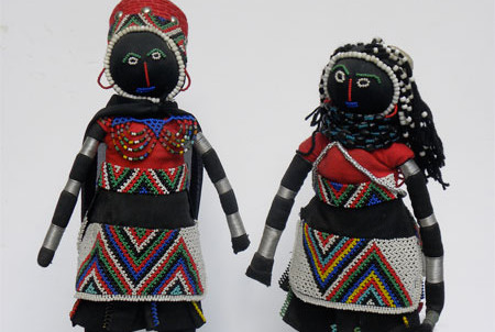 Зулусские куклы