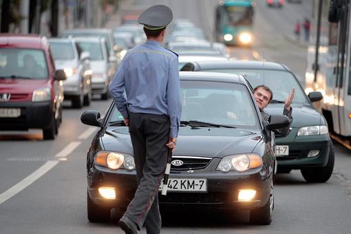 Белоруссия ужесточает наказание за вождение в нетрезвом виде