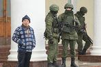 Крым считает Януковича легитимным президентом Украины