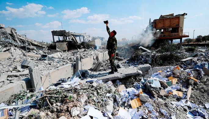 Госдеп рассказал обатаке «российских наемников» насилы США вСирии