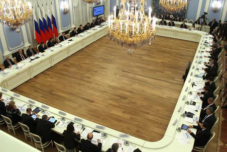 Заседание Комиссии по модернизации и технологическому развитию
