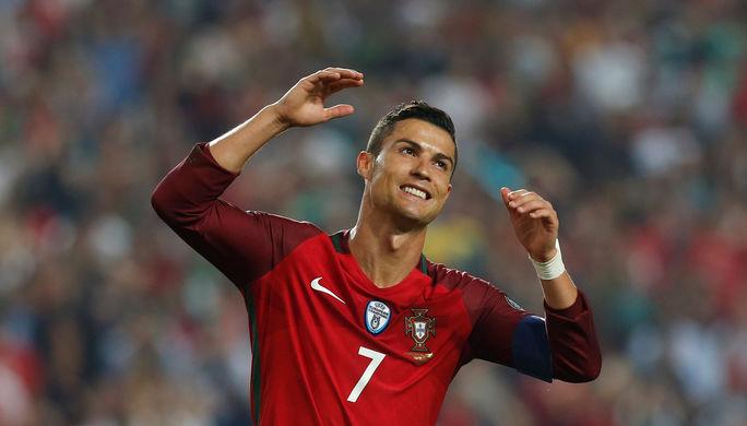 Роналду занял второе  место врейтинге самых высокооплачиваемых известных людей  Европы