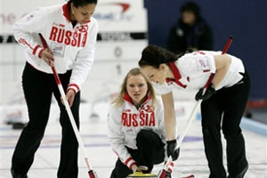 Россия перетирает соперников