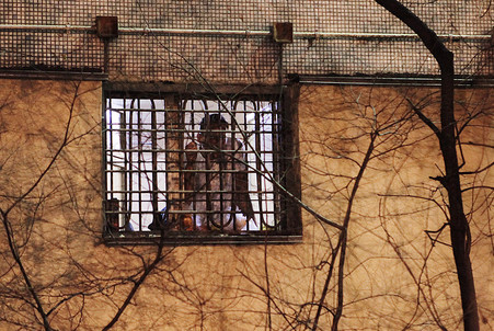 Спецприемник для арестованных за административные правонарушения готов разместить всех желающих