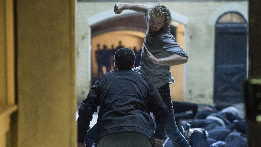Вглобальной web-сети появился трейлер нового сезона «Железного кулака»
