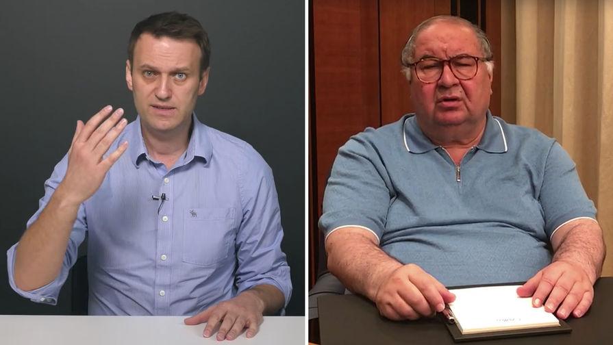 Судья обязал Навального опровергнуть ложь обУсманове