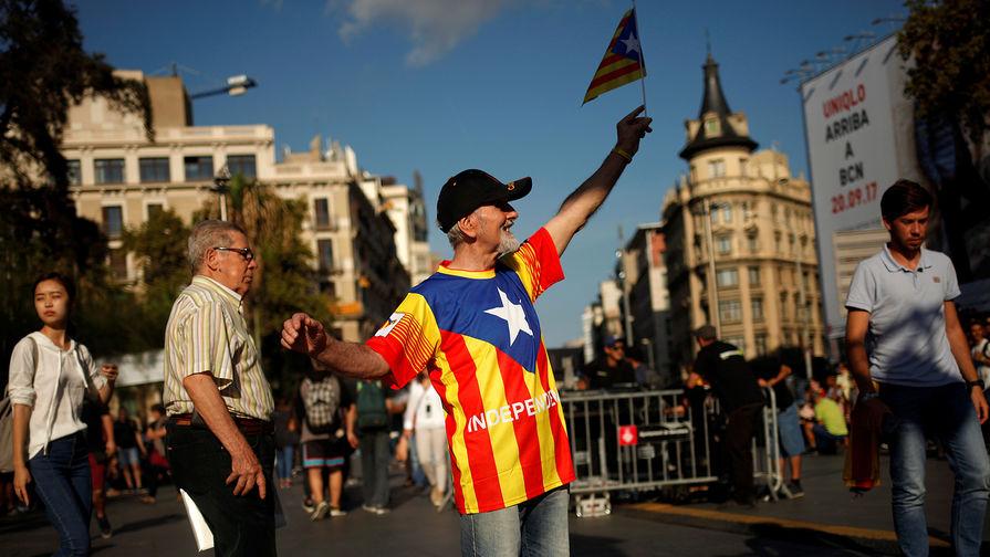 В руководстве Каталонии обещали мирный референдум онезависимости