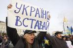 Украинская оппозиция намерена заблокировать работу Рады, устроить общенациональную забастовку и отправить в отставку президента Януковича