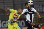 «Парма» обыграла «Наполи» в чемпионате Италии по футболу