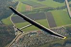 В Швейцарии представлен второй самолет, летающий на солнечных батареях: репортаж корреспондента «Газеты.Ru»