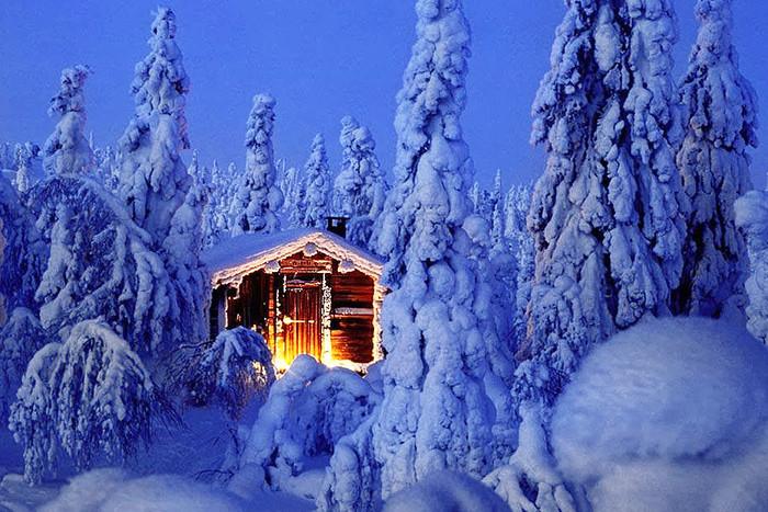 Как выгодно снять коттедж в Финляндии