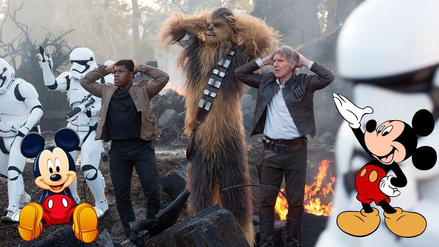 Disney снимет сериал Звездные войны за $100 млн