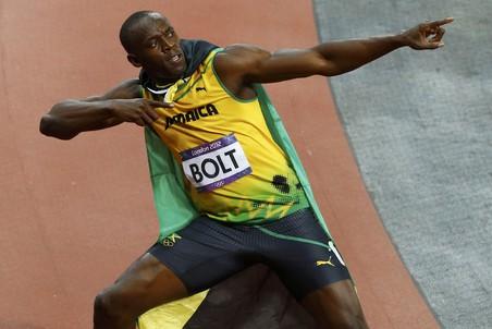 Победа Усейна Болта на дистанции 100 м стоила букмекерам несколько миллионов долларов