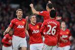«Манчестер Юнайтед» выиграл чемпионат Англии
