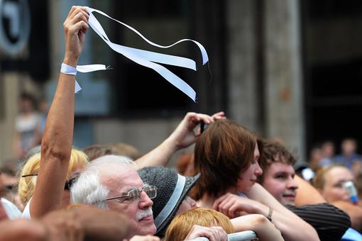 В мэрии считают, что ради шествия белоленточников не стоит перекрывать Якиманку