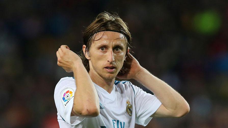 Модрич желает покинуть «Реал» из-за нехороших отношений сЛопетеги иПересом