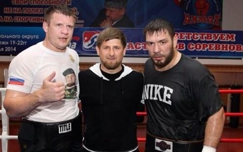 Чагаев вернул чемпионский пояс