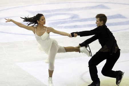 Тесса Вирту и Скотт Мойр стали чемпионами мира в танцах на льду, Елена Ильиных и Никита Кацалапов - пятые