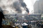 Украинские парламентарии запретили силовикам воевать с «евромайданом»