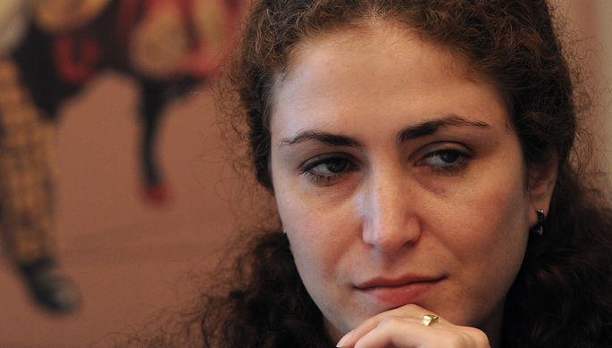 Босс  театра РАМТа Софья Апфельбаум снова фигурирует вделе Серебренникова