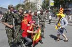 Корреспондент «Газеты.Ru» об обстановке в Киеве перед финалом Евро-2012