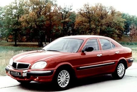 Volga GAZ-3111