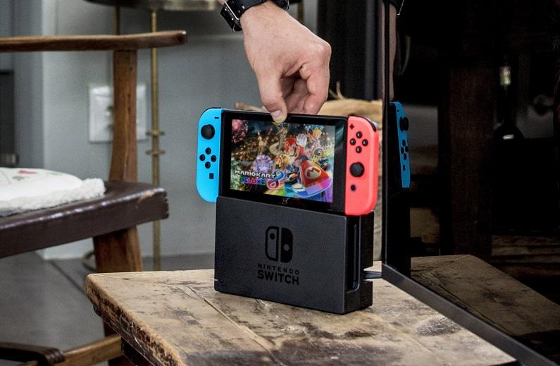 Nintendo Switch бьёт рекорды попродажам
