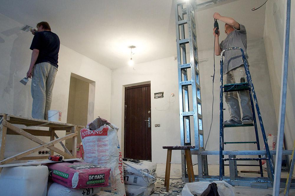 Сделай сам своими руками ремонт квартиры 48