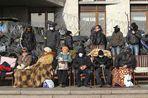 Беспорядки на юго-востоке Украины. Онлайн-трансляция
