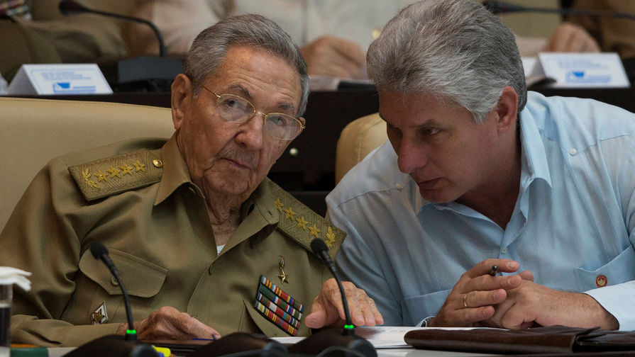 Рауль Кастро анонсировал изменения вконституции Кубы