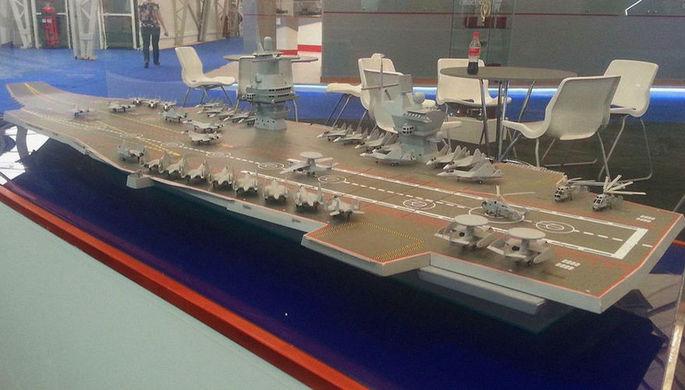 ВСША оценили перспективы русского крейсера «Шторм»