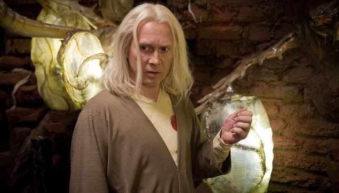 Евгений Миронов поведал о собственной роли инопланетянина вленте «Вратарь галактики»