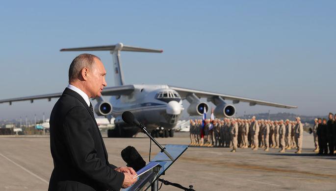 Кремль прокомментировал возможность контрнаступления боевиков вСирии