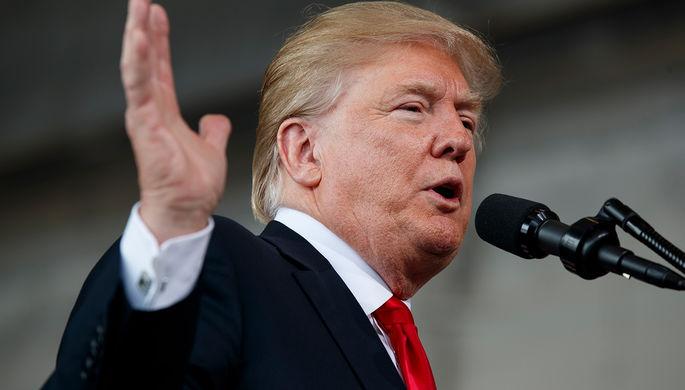 Свобода по-американски: Трамп запретил жителям США исполнять операции скриптовалютой Венесуэлы
