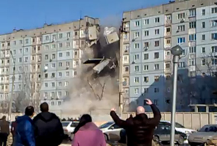 Residential building explosion kills six, 14 are missing, suicide or shoddy construction to blame — Gazeta.Ru