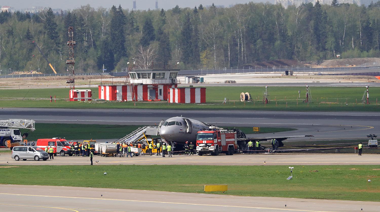 «Аэрофлот» перенес или отменил 11 рейсов Sukhoi Superjet 100 запоследние сутки