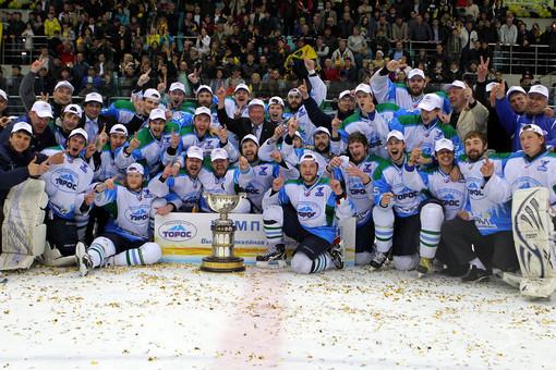 ХК «Торос» — обладатель Кубка Братины-2013