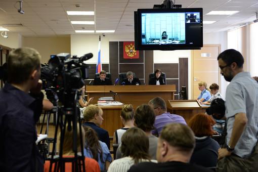 Рассмотрение жалобы на отказ в УДО Марии Алехиной в Пермском краевом суде