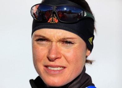 Немецкая биатлонистка Эви Захенбахер-Штеле лишена олимпийской лицензии