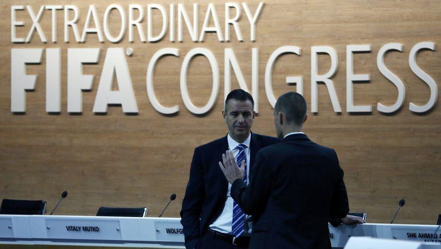 ФИФА пожизненно отстранила отфутбола экс-генсека федерации футбола Гватемалы