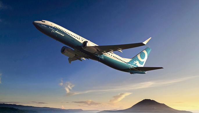 Boeing совершил вынужденную посадку вМинводах из-за курильщика наборту