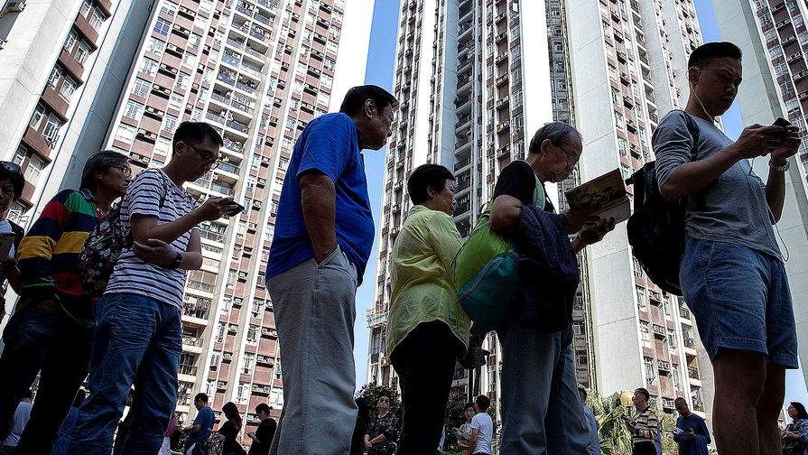 Протестное голосование: навыборах вГонконге оппозиция получила большинство голосов