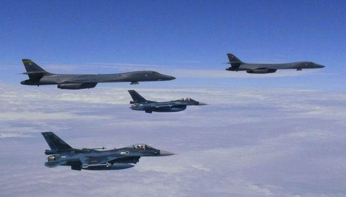 ВВС США закончили полеты бомбардировщиков В-1B из-за неполадок