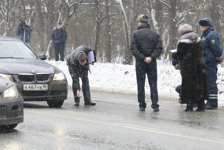 Пострадавшая в аварии с автомобилем Гарри Минха требует компенсации в 6,34 млн рублей