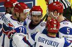 Сборная России победила Германию благодаря хет-трику Ковальчука